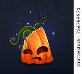 vector color illustration of... | Shutterstock .eps vector #736784971