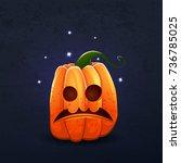 vector color illustration of... | Shutterstock .eps vector #736785025