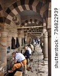 kayseri city  turkey  october... | Shutterstock . vector #736822939
