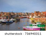 Whitby North Yorkshire England...