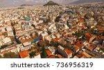 aerial birds eye view photo...   Shutterstock . vector #736956319