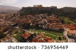 aerial birds eye view photo...   Shutterstock . vector #736956469