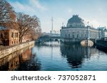 berlin  germany   january 22 ... | Shutterstock . vector #737052871