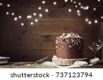 Chocolate Celebration Cake In ...