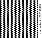 black diagonal dashes abstract... | Shutterstock .eps vector #737193139