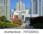 san francisco  ca  1 september... | Shutterstock . vector #737233411