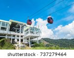 genting highlands  malaysia  ... | Shutterstock . vector #737279464