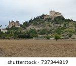 majorca   churches   picture... | Shutterstock . vector #737344819