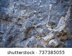 mountain texture | Shutterstock . vector #737385055