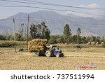 Rural Indian Landscape....