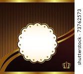 vintage background card   Shutterstock .eps vector #73762573