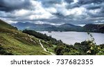 derwent water from catbells ...