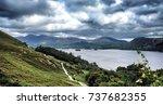 Derwent Water from Catbells, Lake District