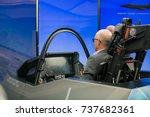 helsinki  finland   june 09 ... | Shutterstock . vector #737682361