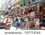 rio de janeiro  brazil  ... | Shutterstock . vector #737773765