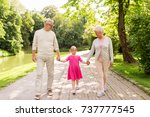 family  generation and people... | Shutterstock . vector #737777545