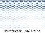 light blue vector of small... | Shutterstock .eps vector #737809165