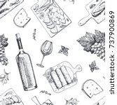 Wine And Gourmet Snacks...