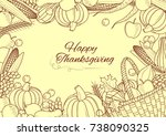 illustration of happy... | Shutterstock .eps vector #738090325