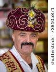 kemer  turkey   october 18 ... | Shutterstock . vector #738105871