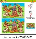 cartoon vector illustration of...   Shutterstock .eps vector #738153679