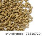 Wheat Distiller Pellets