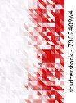 dark multicolor vertical of... | Shutterstock . vector #738240964