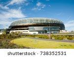 perth  australia   october 19 ... | Shutterstock . vector #738352531