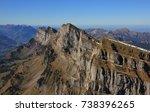 Churfirsten Range Seen From...