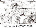 grunge marble texture. white... | Shutterstock .eps vector #738396367