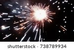 cracker   Shutterstock . vector #738789934