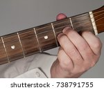 Small photo of Primary Guitar Chord of A Minor