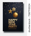 vector illustration of happy...   Shutterstock .eps vector #738793024