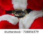 Small photo of Santa Belt