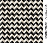 abstract zigzag background... | Shutterstock .eps vector #738862315