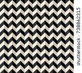 abstract zigzag background... | Shutterstock .eps vector #738862315