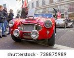 october 31st 2015  the regent...   Shutterstock . vector #738875989