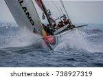 valencia  spain   june 26 ...   Shutterstock . vector #738927319