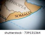 somalia | Shutterstock . vector #739131364