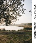 autumn landscape   Shutterstock . vector #739140565