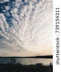 autumn sky   Shutterstock . vector #739154311