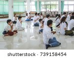 chachoengsao  thailand   july... | Shutterstock . vector #739158454