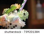 smoothies | Shutterstock . vector #739201384