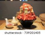 ice sweet   Shutterstock . vector #739201405