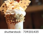 smoothies   Shutterstock . vector #739201435