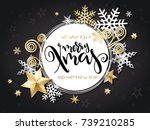 vector illustration of... | Shutterstock .eps vector #739210285