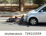 A Traffic Accident Between...
