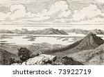 Old View Of Great Salt Lake ...