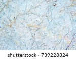 colorful marble texture... | Shutterstock . vector #739228324