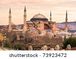 Hagia Sophia Mosque In...